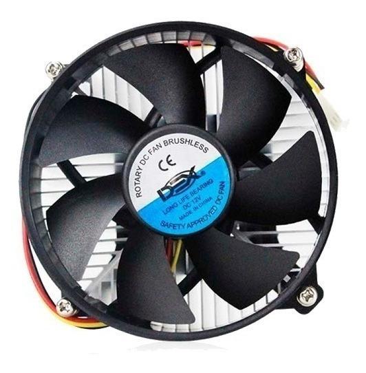 Cooler Soquete Lga 775 Intel Core 2 Duo Lacrado