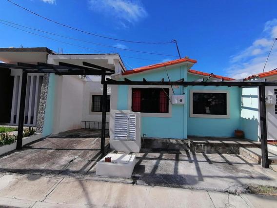 Casa En Alquiler El Recreo Cabudare Lara Rahco