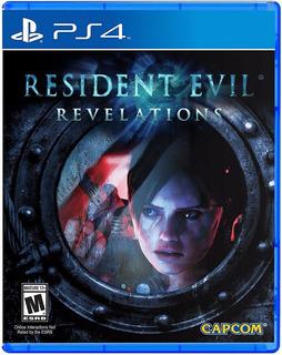 Resident Evil Revelations Fisico Nuevo Ps4 Dakmor