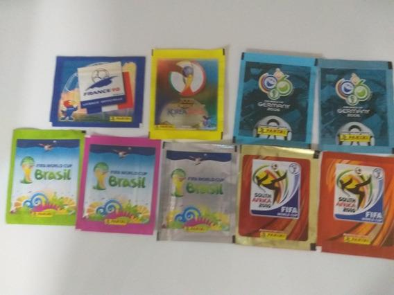 9 Envelopes Copa 98 2002 2006 2010 2014, Conf Foto