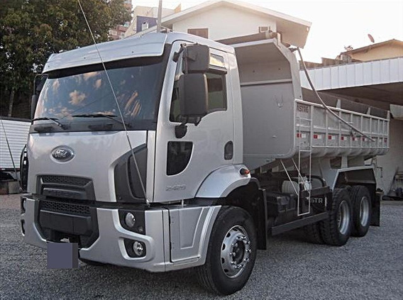 Ford Cargo 2429 - 2014
