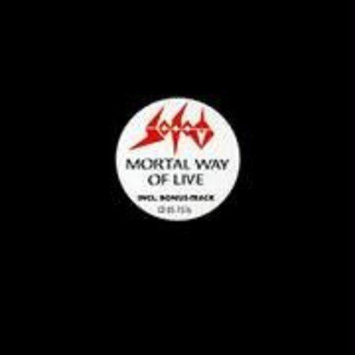 Cd : Sodom - Mortal Way Of Life (germany - Import)