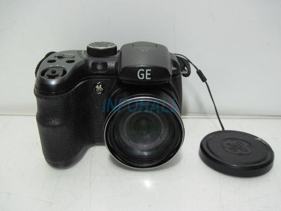 Defeito Camera Digital Ge X5 Para Aproveitar Peças Ver Fotos