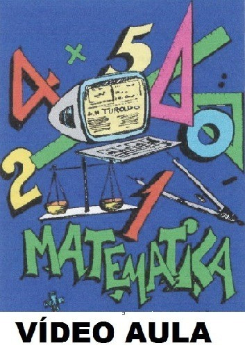 Aulas De Matemática Curso Em 3 Dvds M9n