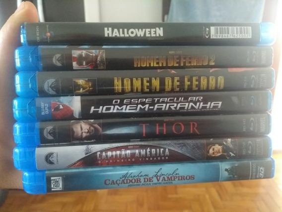 Pacote De Filmes Em Blu-ray - Preço 20 Cada