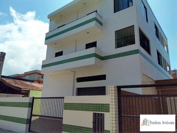 Apartamento Com 2 Dorms, Jardim Marina, Mongaguá, Cod: 857883 - A857883