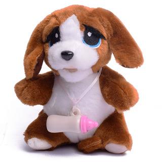 Mascota Perrito Interactivo Con Sonido Tierna Mascota Pachi