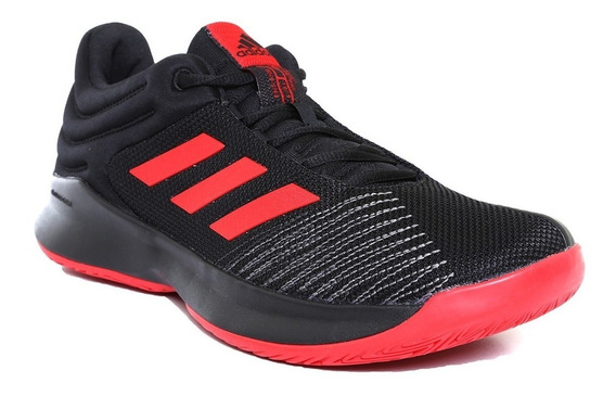 Tenis adidas Pro Spark Low Color Negro Hombre 2671703