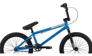 Bmx Bicicleta Sunday Primer 18 Blue - Purobmx