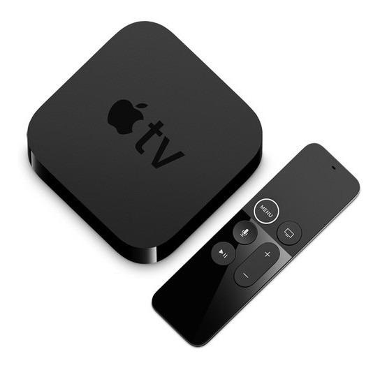 Apple Tv 4k Hdr 64 Gb Mqd22lz/a 5 Geração Envio Imediato