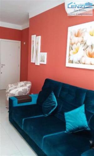 Imagem 1 de 14 de Apartamentos À Venda  Em Santos/sp - Compre O Seu Apartamentos Aqui! - 1315024