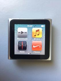 iPod Nano 6 Geração 8gb Prata