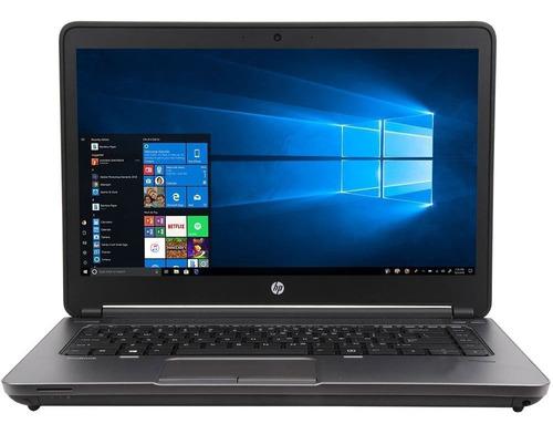Laptop Hp Probook 640 G1, I5, Disco 500gb, Ram 8gb