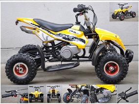 Mini Moto Atv 49cc 2t Aro 4