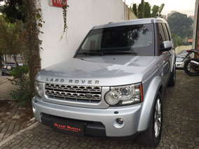 Land Rover Discovery 4 ( 2010/2011 ) Blindada R$ 116.999,99