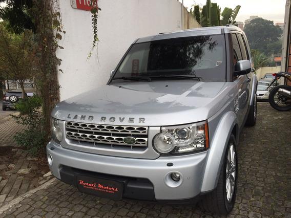 Land Rover Discovery 4 ( 2010/2011 ) Blindada R$ 114.899,99