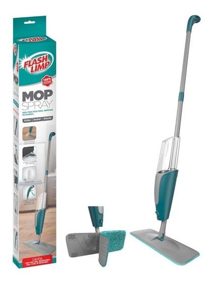 Mop Spray Rodo Com Microfibra Mop7800 Flashlimp