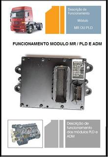 Curso Funcionamento Modulos Mr Pld Caminhão Mercedes - Dicas