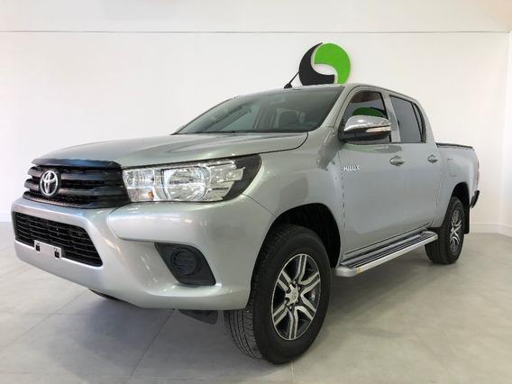 Toyota Hilux 2.8 Std 4x4 Cd 16v