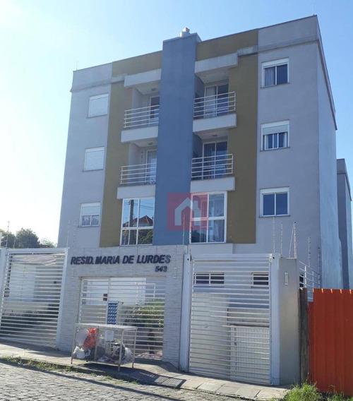 Apartamento Com 2 Dormitórios À Venda, 64 M² Por R$ 212.000,00 - Santa Catarina - Caxias Do Sul/rs - Ap1692