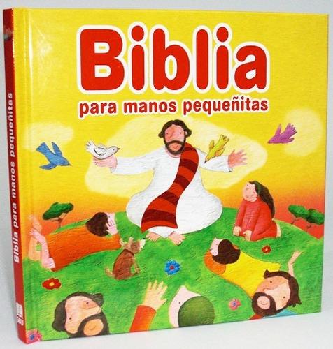Biblia Para Manos Pequeñitas Para Niños Y Niñas