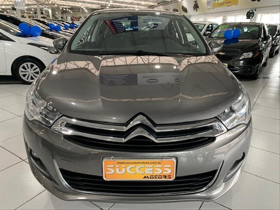Citroën C4 Lounge 1.6 Tendance 16v Turbo