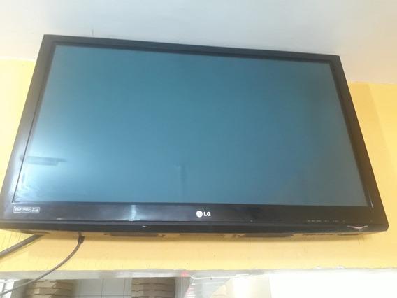 Tv LG 50 Polegada, Plasma Duas Entrada Hdmi Sem Conversor