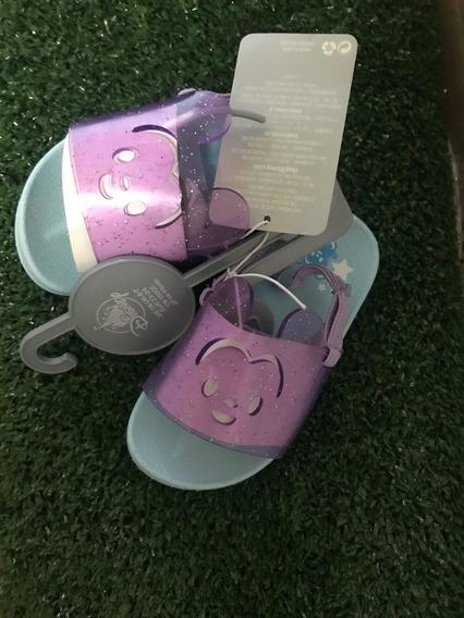 Chinelo Infantil Minnie Disney Store Original