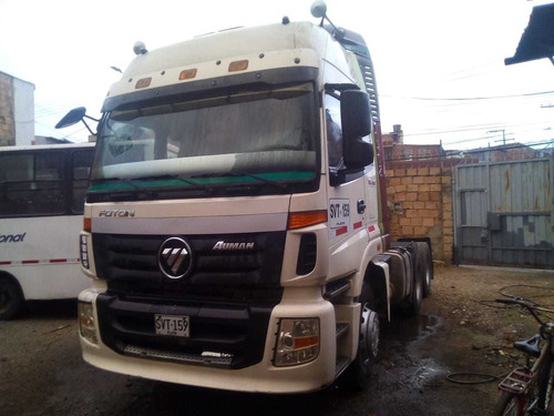 Tractocamion Foton
