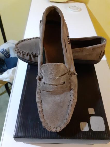 Zapatos Tipo Leñador