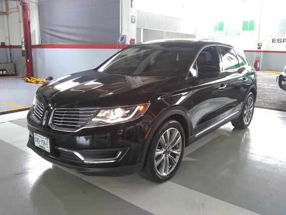 Lincoln Mkx Reserve 2.7 T Awd