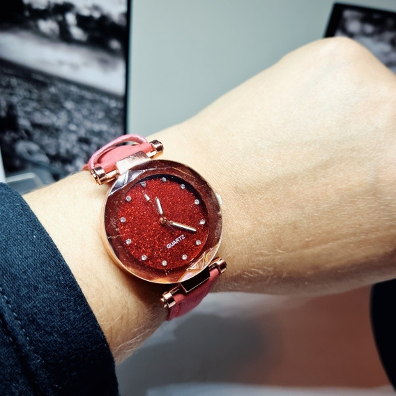 Relógio Feminino Delicadinho