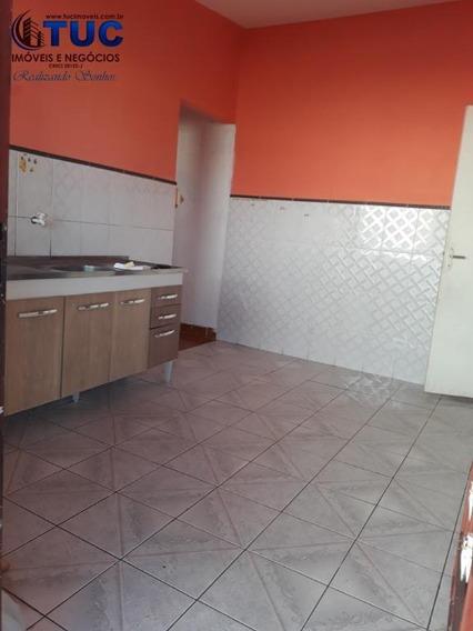 Casa Térrea C/02 Dormitórios E 01 Vaga-jd Canhema -diadema - 9021