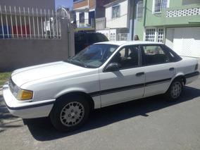 Ford Topaz 89 Placas Auto Antiguo Ami Nombre Circula Diario
