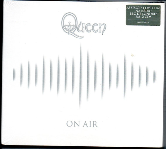 Cd Queen - On Air
