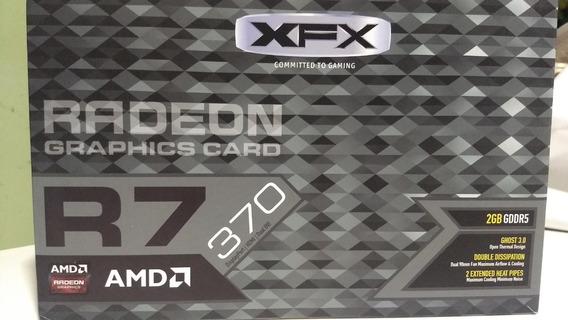 Placa De Vídeo R7 370 Xfx Black Edition 2gb Gddr5