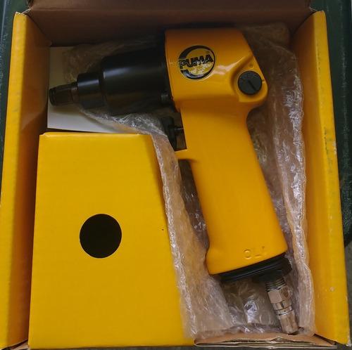 Pistola Neumatica  Acople 1/2 Torque 140 Lbs. Acople 1/2