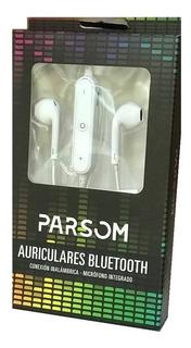 Auricular Bluetooh Dinax Parsom In Ear Manos Libres Blancos