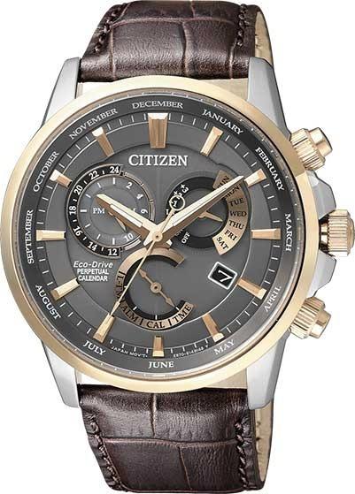 Relógio Citizen Masculino Eco Drive Bl8148-11h / Tz20868c