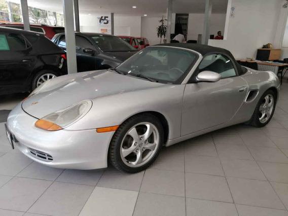 Porsche Boxster 2001 2p Cabriolet Tiptronic