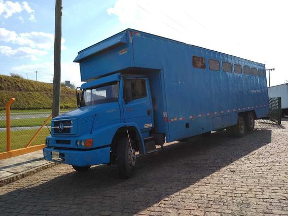 Mercedes-benz L 1620 Ano 2001 ( Baú De Cavalo )