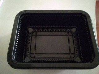 Bandeja Plástica Para Microondas