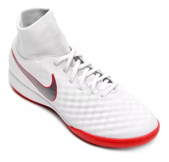 Chuteira Futsal Nike Obra X 2 Academy Df Ic Original