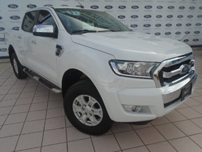 Ford Ranger 2.3 Xlt Gasolina Mt 2017 Blanco