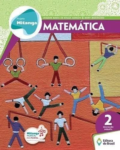 Projeto Mitanga Matematica 2 Educação Infantil Guia Didático