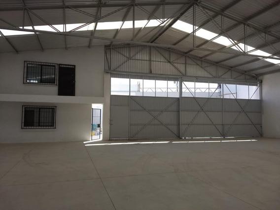 Bodega Industrial - San Andrés Cholula