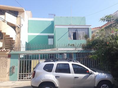 Casa De 3 Pisos, Alfredo Novoa 385 - San Miguel (lima)
