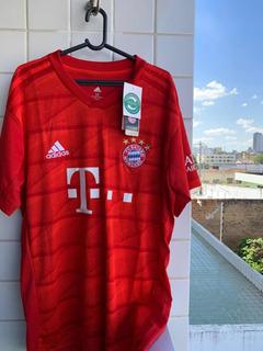 Camisa Bayern De Munique 19/20