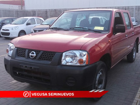 Nissan Np300 Dc Tipica T/m Vers. Especial 2014