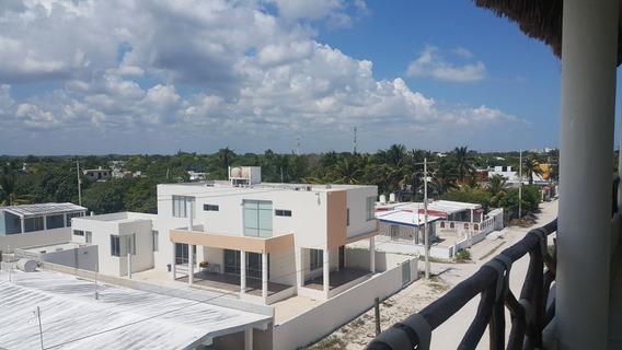 Condominio Con Vista Al Mar, Chicxulub Puerto